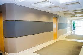 Office hallway Designer Accomodates Heavy Fabric Fabricmate Fs150hf Inch Square Edge Fabric Mounting Frame Front Loading