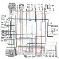 diagrama yamaha xv535 1996 yamaha virago 535 repair manual at Yamaha Virago 535 Wiring Diagram