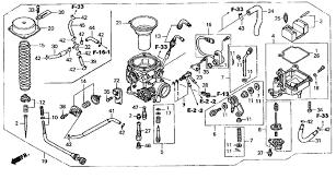 honda shadow carburetor diagram honda image wiring 2005 honda shadow vlx 600 vt600c carburetor 04 05 parts on honda shadow carburetor diagram