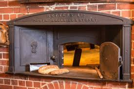 the metters oven at the bakery museum