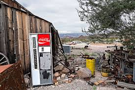 Vending Machine Rust Best 4848CocaCola Vending Machine And Rust48 If You Li Flickr