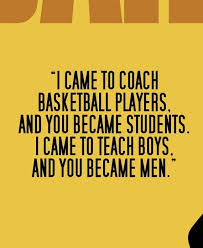 best coach carter ideas coach carter quotes  coach carter movie quote poster art print by mancavesportssigns