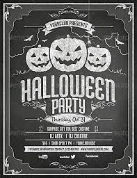 Halloween Flyer Ideas 15 Cool Halloween Party Flyers Printaholic
