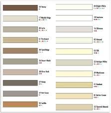 River Silks Color Chart 13 Mapei Grout Colors Elegant Epoxy Grout Color Chart Mapei