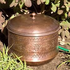 garden hose pot with lid. With Lid Closed Garden Hose Pot A