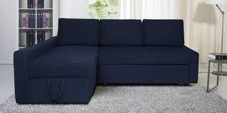 flumph rhs l shape sofa bed with