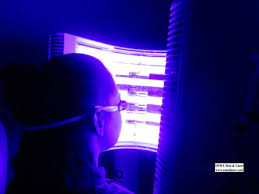blu u blue light treatment for acne in