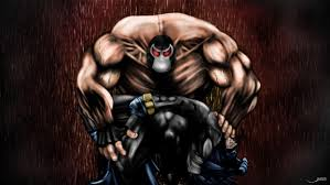 bane batman dc ics wallpaper