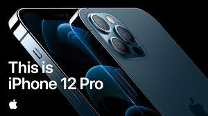 This is <b>iPhone 12 Pro</b> — Apple