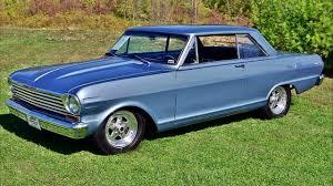 1965 Chevy Nova SS 406V8 Four-Speed Muscle Car - YouTube