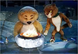 Сочи История Олимпийских игр Церемония закрытия зимних олимпийских игр в Сочи
