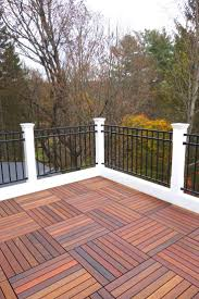 pattern would allow for removable panels for access to deck surface deck flooringrooftop