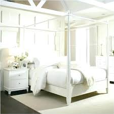 Dhp Canopy Metal Bed Frame Twin Size White With Sturdy King Home ...