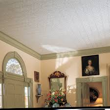 suspended or drop ceiling tiles