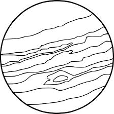 Coloriage Planete Jupiter Imprimer Int Rieur Dessin Plan Te