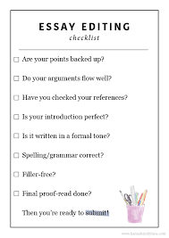 essay check best ideas about homework checklist on hannahemilylane essay editing checklist printable