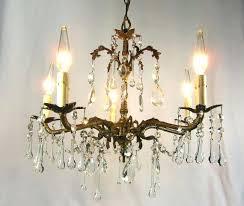 vintage chandelier crystals antique chandelier with crystals vintage chandelier