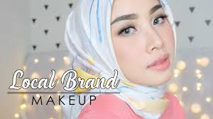 full face indonesia local brand makeup 90 exc pixy merek lokal 90 irna dewi
