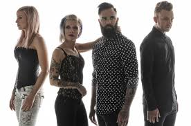 skillet 2009. skillet talks letting loose to create the chart-topping \u0027unleashed\u0027 | billboard 2009 s