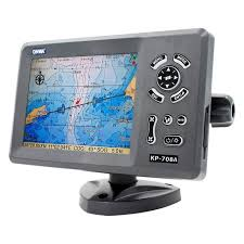 Us 653 3 6 Off Onwa Kp 708a 7 Inch Color Lcd Gps Chart Plotter With Gps Antenna And Built In Class B Ais Transponder Combo Marine Gps Navigator In