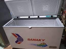 Thanh lý tủ đông SANAKY dài 1m22*55cm như hình - 85212191