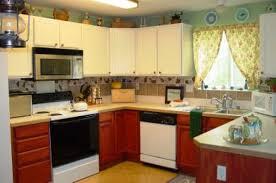 Kitchen Theme For Apartments Decorating The Kitchen Zampco