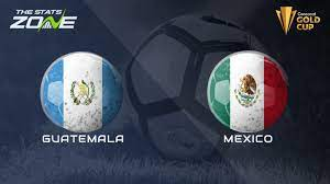 2021 CONCACAF Gold Cup Guatemala vs ...