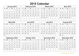 free year calendar 2015 whole year calendar 2015 under fontanacountryinn com