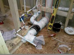 adding a basement bathroom. Adding Basement Bathroom Rear Discharge Toilet Install Question And Amazing Interior Wall A