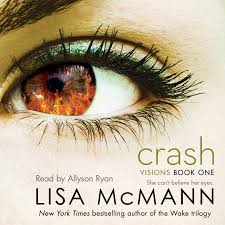 crash audiobook by lisa mcmann printable crash audiobook cover art