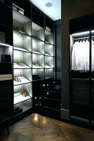 simple walk walk in closet lighting small amazing best photos inspiration intended walk in closet lighting