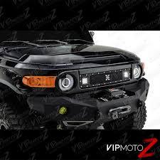 2007-2015 Toyota Fj Cruiser TRD Black Projector Headlight Left+ ...