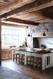 Pin by Rosalinda Smith on Ideas for the House | Rustic kitchen, Timber  kitchen, Kitchen inspirations