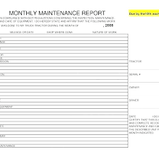 Security Guard Report Template Police Daily Activity Log