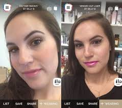 makeup genius app from l oreal selfie game never same again