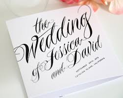Wedding Script Wedding Sos