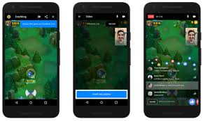 Facebook Video Chart Facebook Brings Livestreaming And Video Chat To Messenger