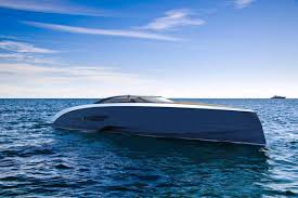 The stunning bugatti niniette 66 is the result of a new incredible collaboration between the automotive magicians from bugatti and the brilliant team at palmer johnson yachts. Bugatti Designs Luxury Yacht For Palmer Johnson