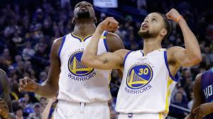 steph curry kevin durant share player of the month award