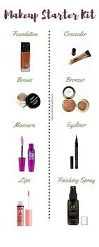 makeup starter kit makeup kit basic makeup kit beginner makeup kit makeup