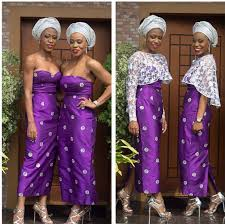 Timeless Fashionable The Ultimate Aso Ebi Styles For That Much