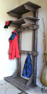 pottery barn coat racks photo gallery of hall tree rack plans viewing  photos inspired and lovely