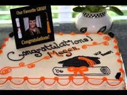 Easy Diy Graduation Cake Decorations Ideas Youtube