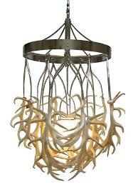 35 best antlers images on elk horn chandelier