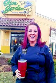 breanne hinnant general manager olive garden in frederick md