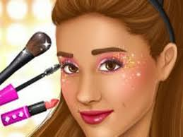 ariana grande real makeup best baby games for s