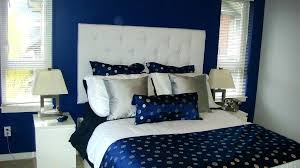 navy blue and silver bedroom navy blue silver white bedroom with padded  headboard fresh tufted navy . navy blue and silver bedroom ...