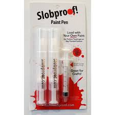 slobproof 0 75 oz 0 25 in paint touch up tool