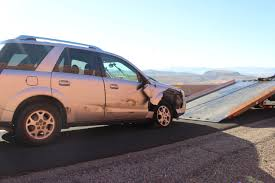 Car spins out of control across I-15 while UHP tends to two-vehicle ...