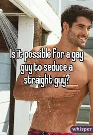 How to seduce gay